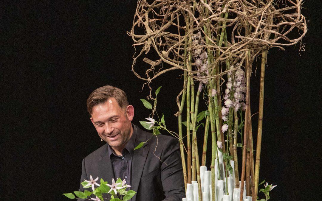 Nicolai Bergmann i flot show
