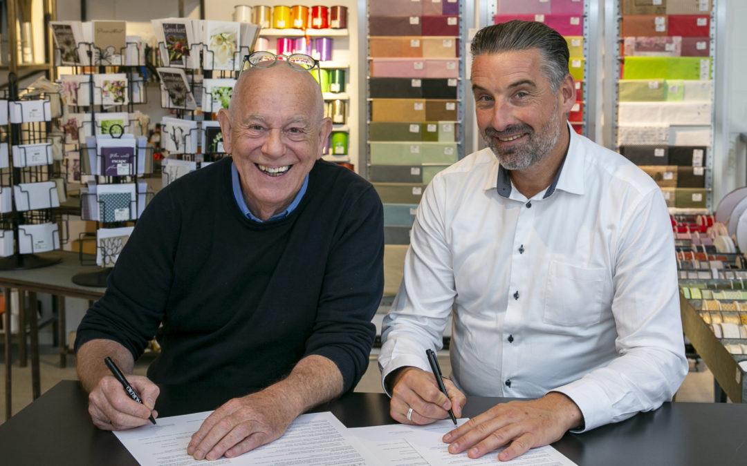 NORDIQ og Floristen Danmark laver 3-årig aftale (Hovedsponsoraftale)