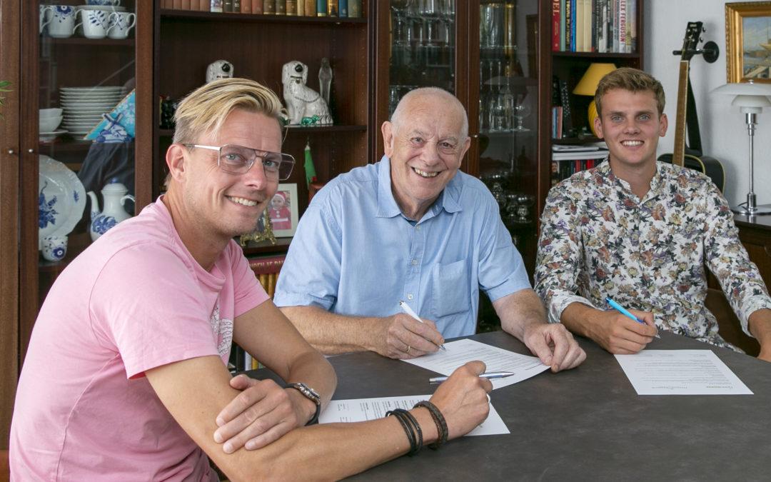FlowerAccess støtter lokalafdelingerne i 3-årig aftale (Sponsoraftale)