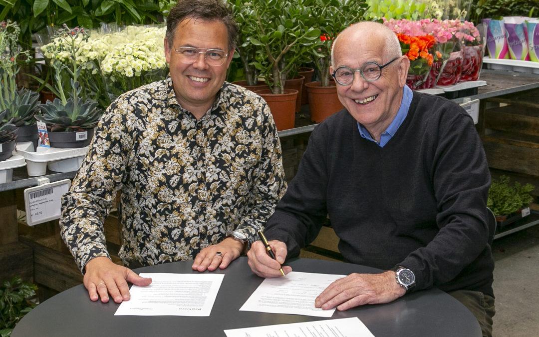 Proflora bliver hovedsponsor for Floristen Danmark